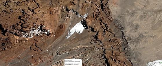 2018 - Pfeil Gletscher