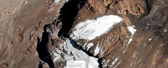 2018 - Penck Gletscher