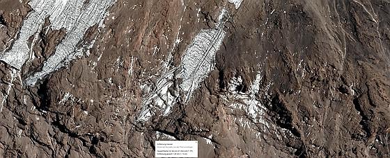 2018 - Decken Gletscher